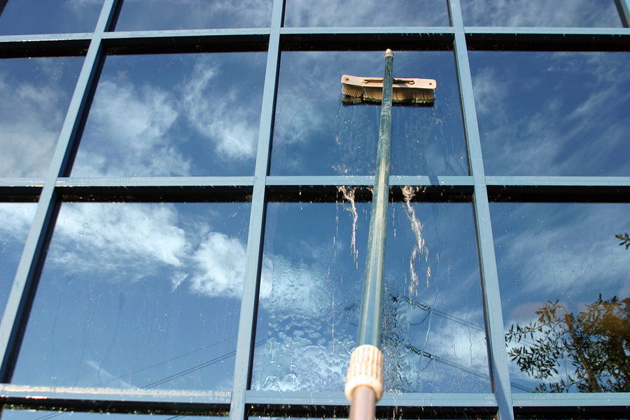 Window Cleaning in Salt Lake City